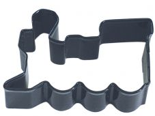 Black Train Cookie Cutter